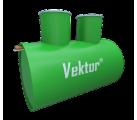 Станция глубокой биологической очистки Vektor M3